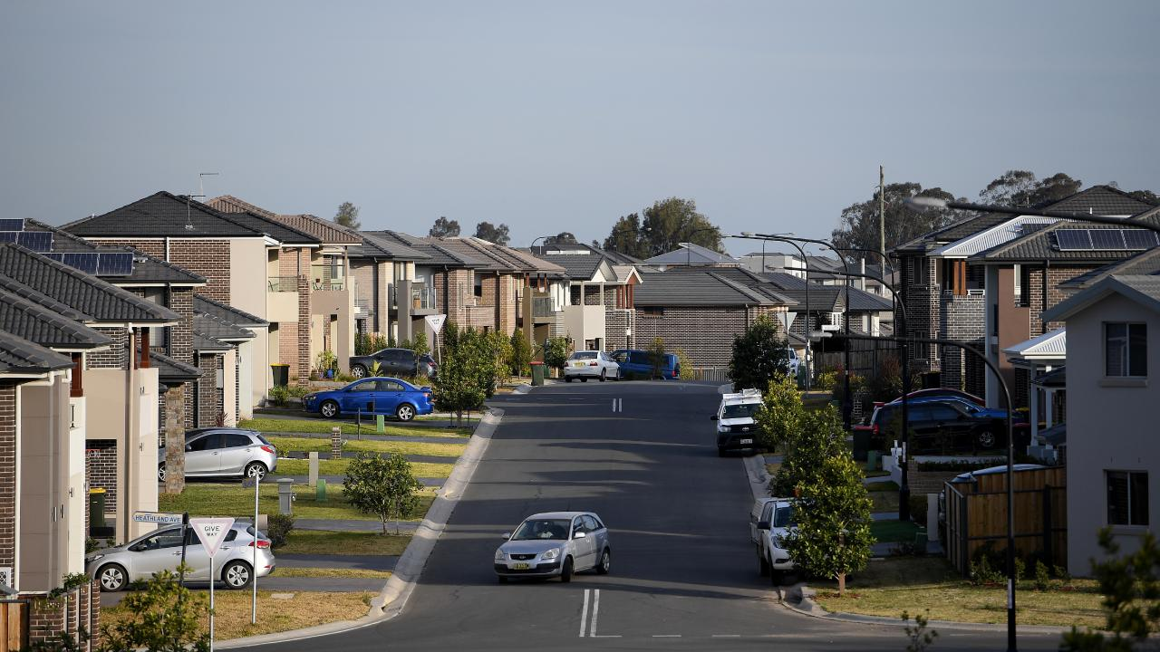 Labor's plans for negative gearing could spell disaster for many of their supporters. Picture: AAP/Dan Himbrechts