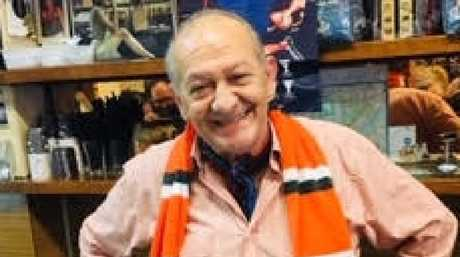Sisto Malaspina was a local legend in the cafe scene. Picture: Supplied