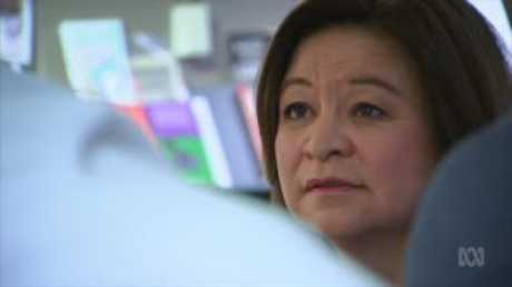 The program examined complaints that Michelle Guthrie was disliked by staff and had contributed to a nosedive in staff morale.