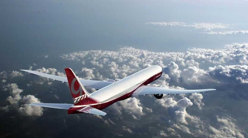 Boeing's 777X is the newest plane to hit the market.