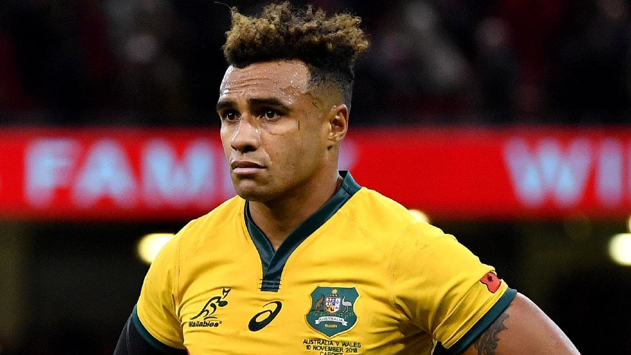 Will Genia says Wallabies fans might be hurting but that's nothing compared to how the players feel. Picture: Getty
