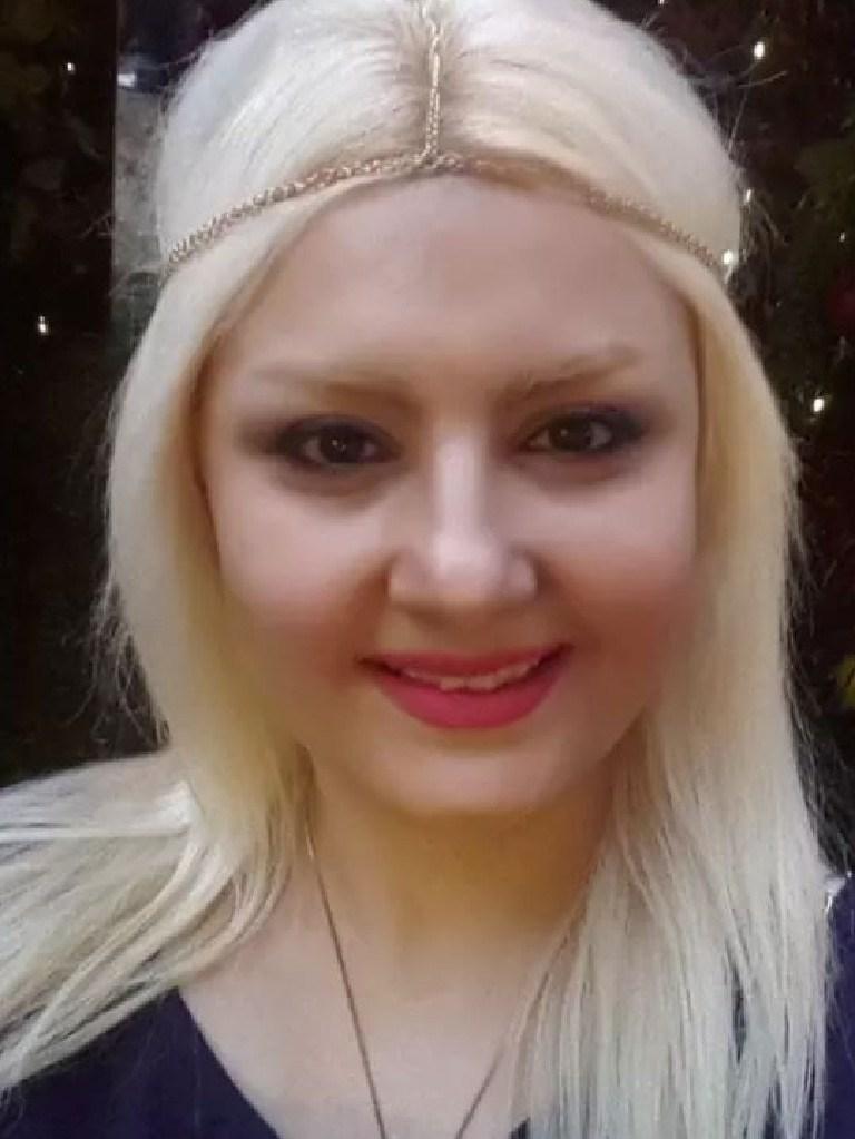 Nasrin Abek. Nasrin Abek was allegedly murdered by her husband Amir Darbanou in their Potts Point unit. Photo: Facebook