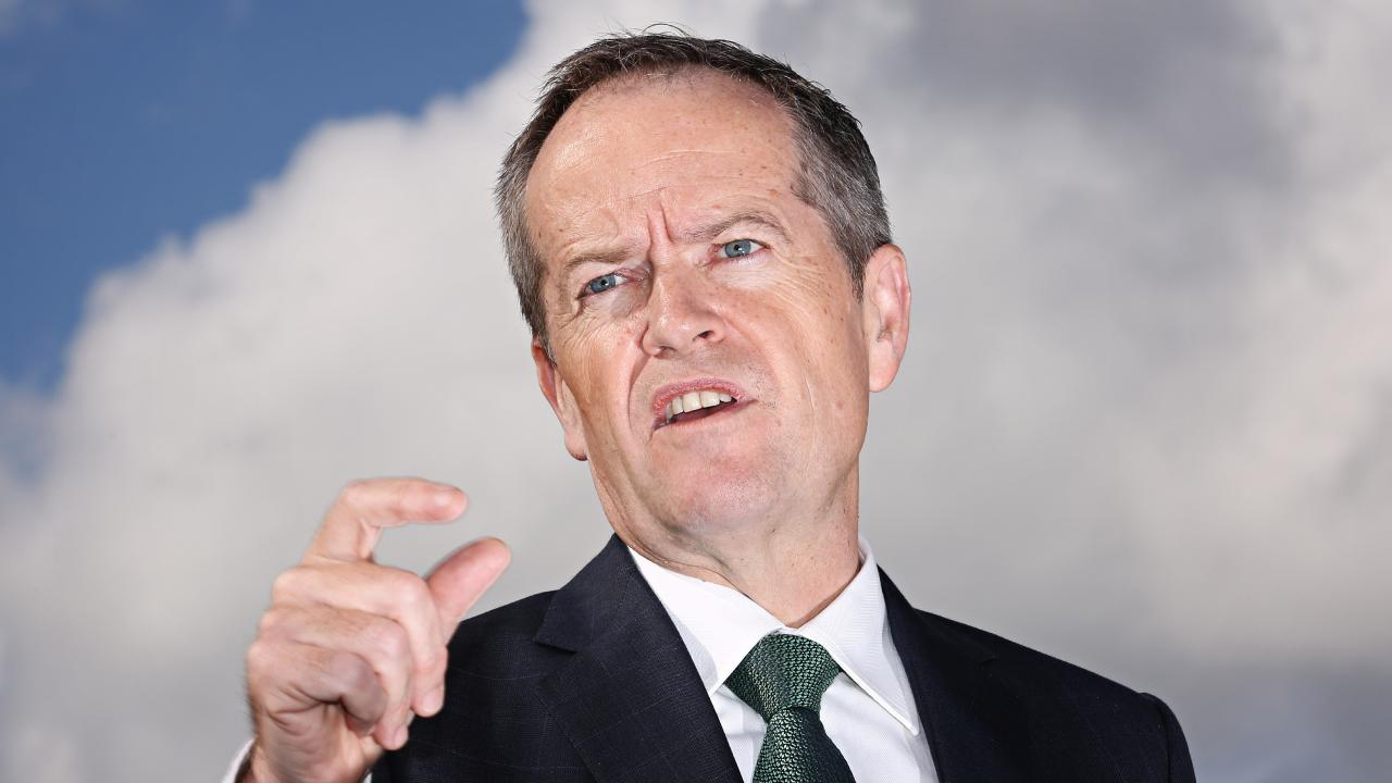 Labor leader Bill Shorten will bring a raft of negatives with him if he wins government