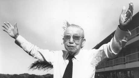 Yohachiro Iwasaki was a wealthy Japanese businessman who developed the resort in Yeppoon.