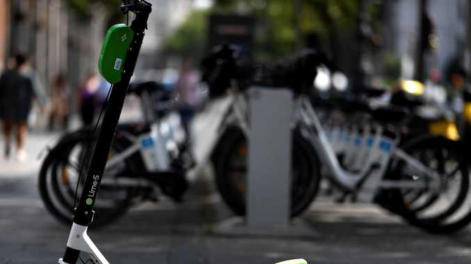 A new dockless bike and scooter sharing scheme is getting rolled out in major Australian cities.