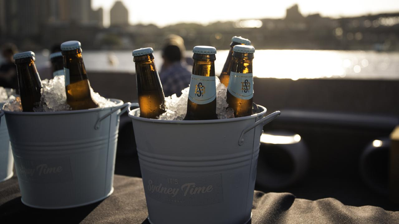 How to get paid to drink beer. Picture: Sydney Beer Co/Supplied
