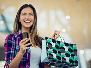 Credit card danger for spendthrift shoppers
