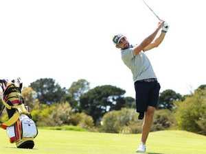 VIDEO: one-legged golfer puts pros to shame
