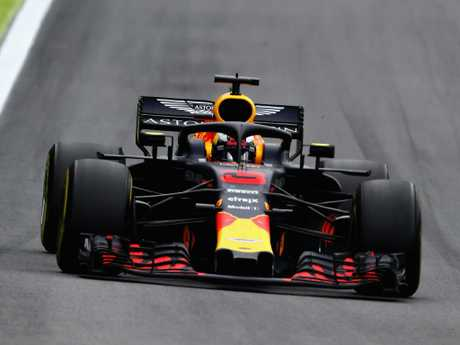 Ricciardo has one last chance to impress in a Red Bull.