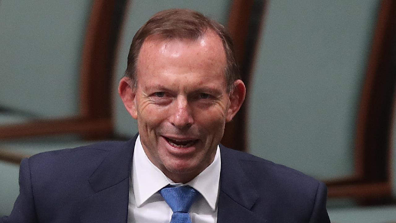 Tony Abbott is set to visit Coen, Aurukun, Hope Vale, Palm Island and Cherbourg as part of his new role. Picture: Kym Smith