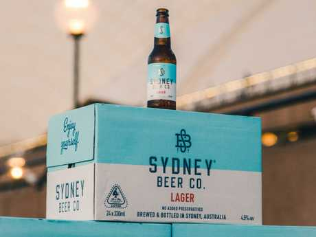 Applications can be send into Sydney Beer Co. Picture: Sydney Beer Co/Supplied