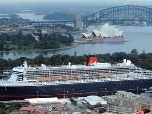 Calls for ScoMo to let cruise ships access Garden Island