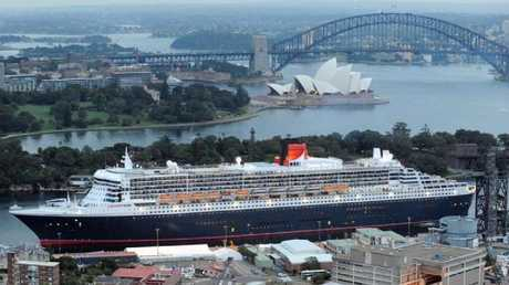 Tourism leaders are calling for Scott Morrison to support the cruise ship industry by allowing them access to Garden Island. Picture: James Morgan