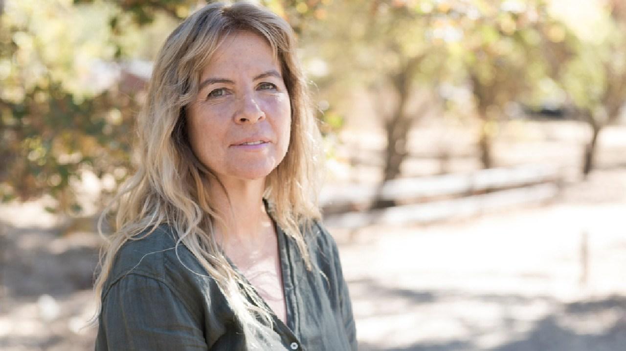Christine O'Brien, author of