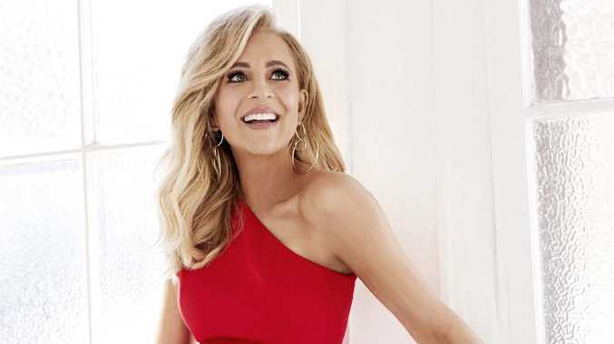 Carrie Bickmore is no stranger to photoshoots. Picture: Jason Ierace for WHO