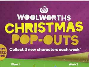 Woolies takes on Coles with Xmas toy collectables