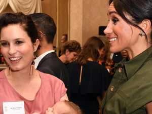 Missy's royal stuff-up with Meghan Markle