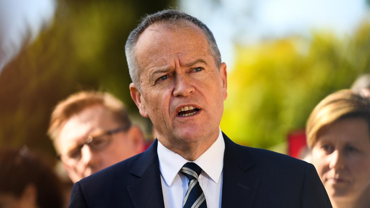 In theory, Labor's negative gearing changes, paired with cutting the Capital Gains Tax discount from 50 per cent to 25 per cent, favour owner-occupiers. In practice, it's a little different. Picture: AAP/Paul Braven