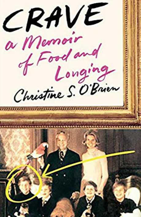 Christine O'Brien's new book is called