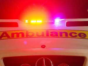 Two suffer nausea, vomiting after chemical leak near Ipswich
