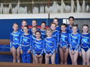 Chinchilla Gymnastics Club Level 3 girl
