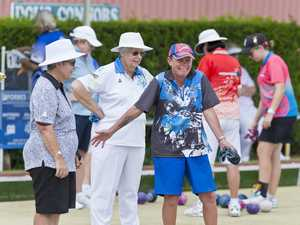 Lorraine Callaghan of Wests Toowoomba Bowls Club