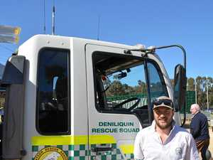 Hino to rescue in emergencies