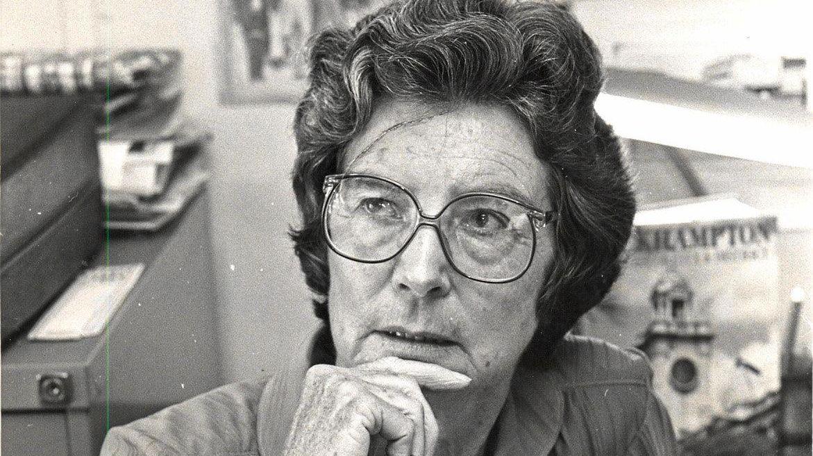 Rockhampton historian Dr Lorna McDonald
