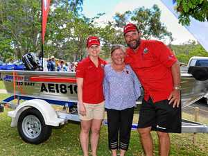 Angler's stroke of fortune at Cania Classic