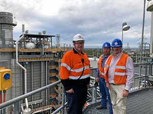 Members of LNP conduct regional energy tour