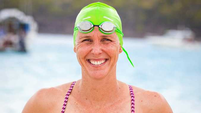 MADAME BUTTERFLY: Olympic gold medalist Susie O'Neill will be returning as an ambassador for the 10th anniversary of the Hamilton Island Triathlon.