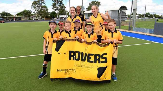ROVERS TO UNITE: Club celebrates milestone