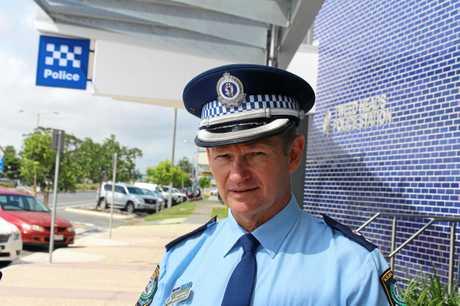 Tweed Byron Police Department Superintendent Wayne Starling.
