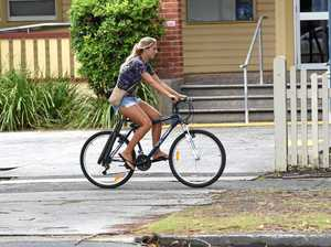 154 too many Gympie cyclists have copped this silly fine
