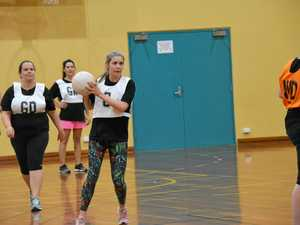 GALLERY: Kingaroy Monday night netball finals November 12