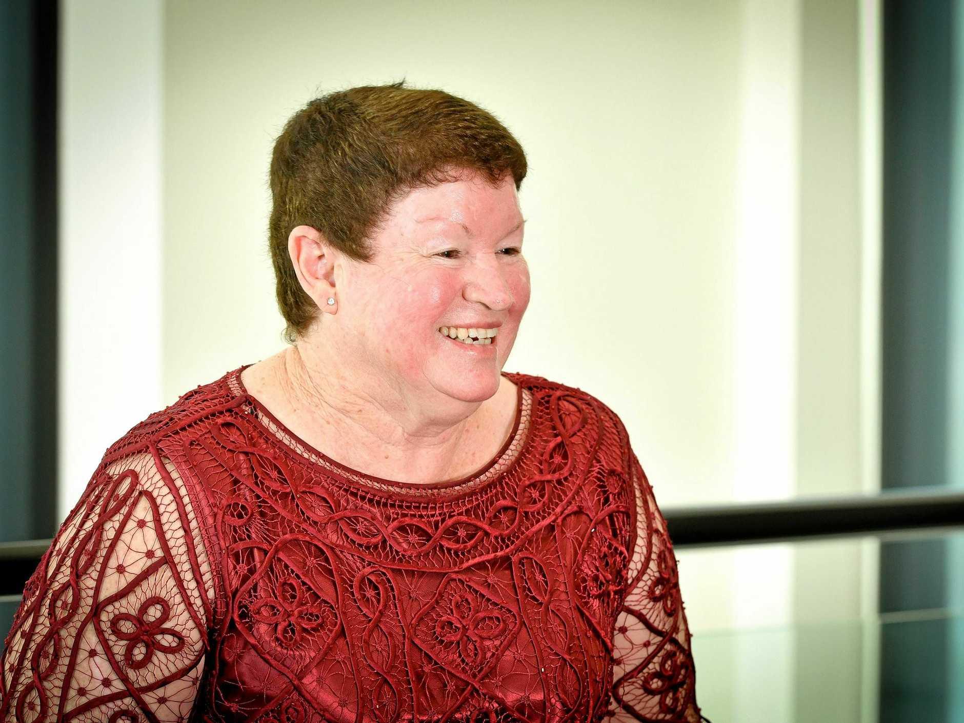 Council nominee Sue Beardmore.