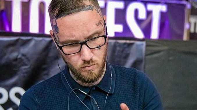'Lord of the ink': Tattoo artist's prestigious Roman honour