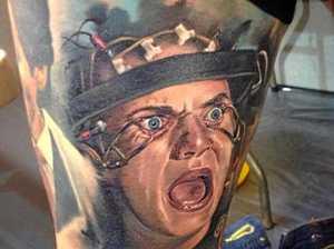 Benjamin Laukis tattoo artist