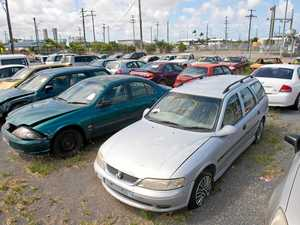 50-plus cars up for grabs at council auction