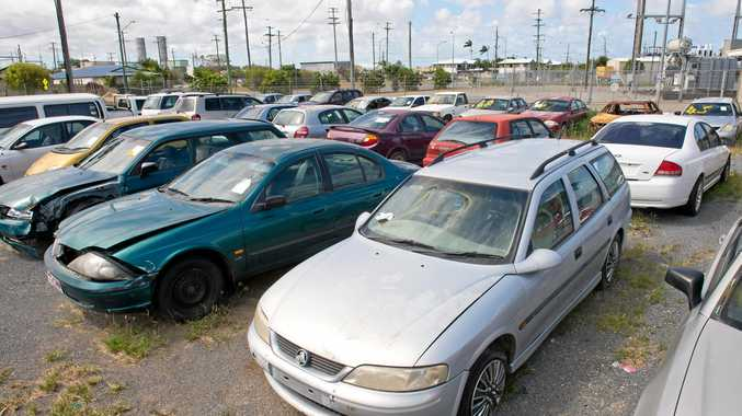 CAR SALE: A public auction of impounded vehicles will start at 9am on Tuesday, November 27 at council's Hume Street depot.