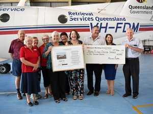 Donation to RFDS in honour of loved friend Neil