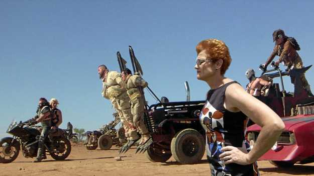 TERROR NULLIUS is a political revenge fable which offers an un-writing of Australian national mythology