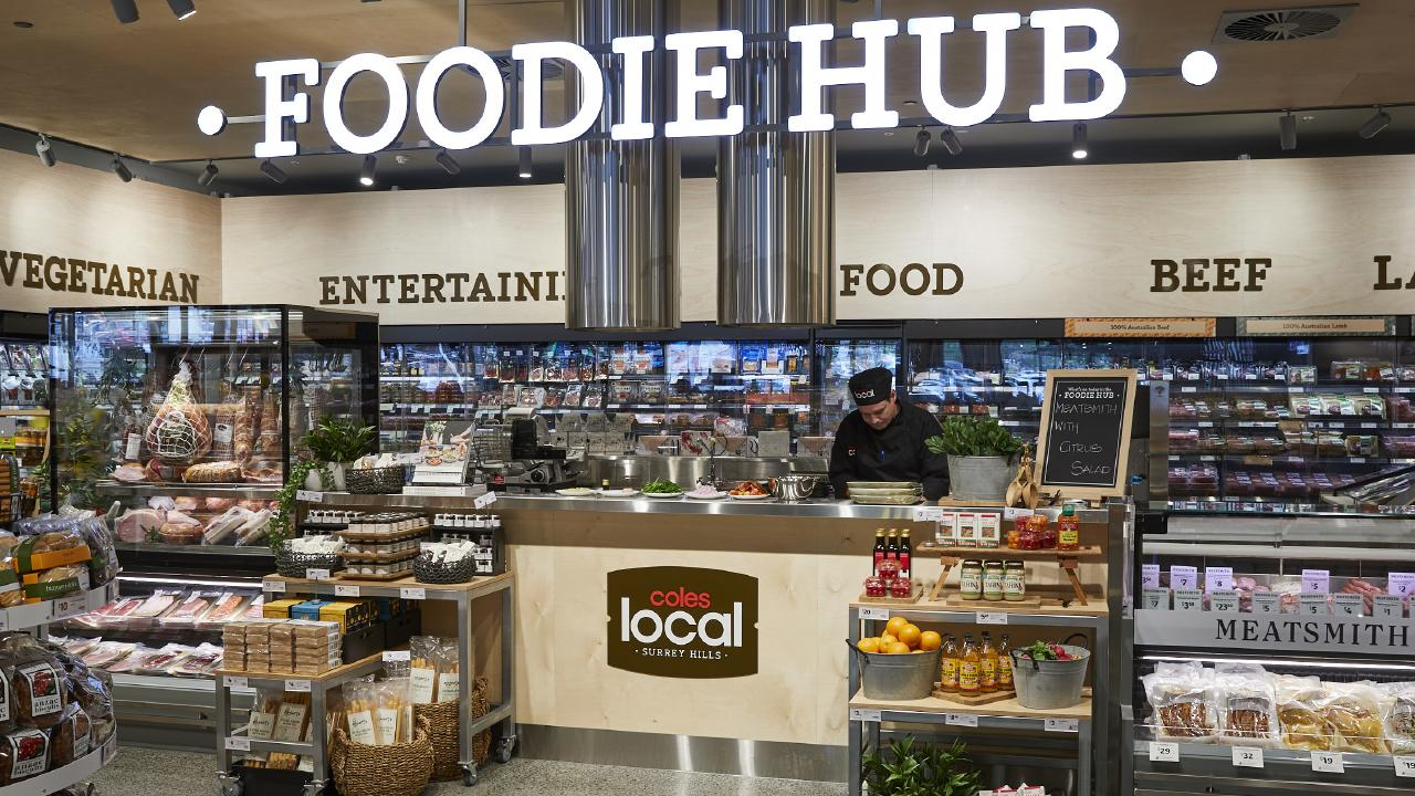 The 'Foodie Hub' features an in-house chef.