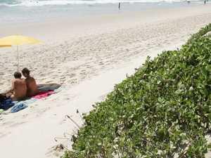 Plans to shut controversial nudist beach