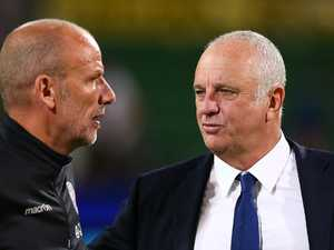 Socceroos spring changes in coaching ranks