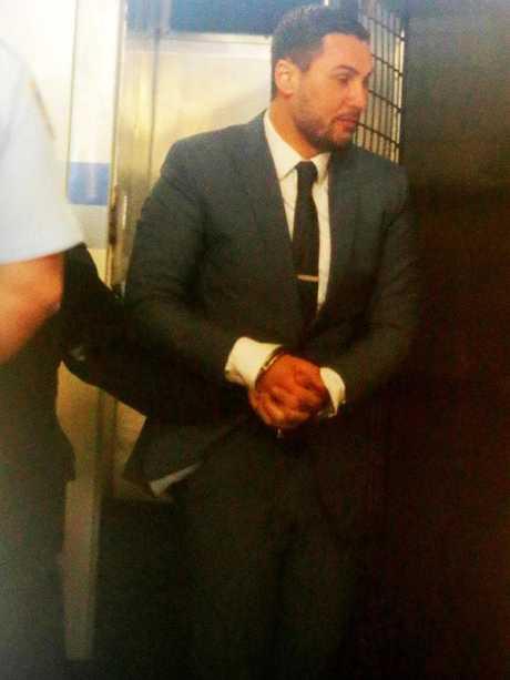 Mehajer is doing badly in custody. Picture: John Grainger