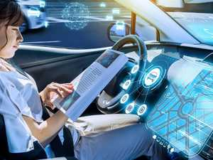 Racy way we'll use driverless cars