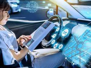 Racy way we'll use driverless cars
