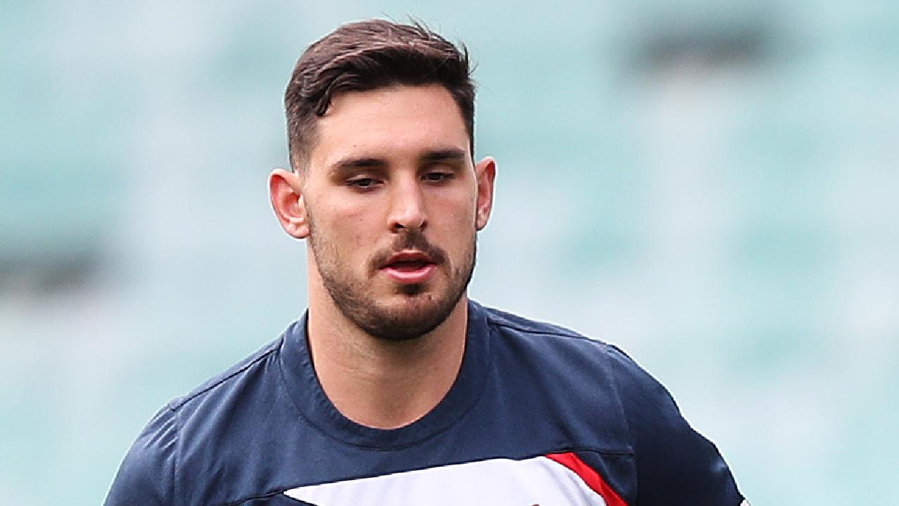 Former Rooster Ryan Matterson has switched to the Tigers for 2019.