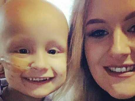 Charlie's mum posted a heartbreaking last picture of her son saying he told her 'Mummy I'm sorry for this'.